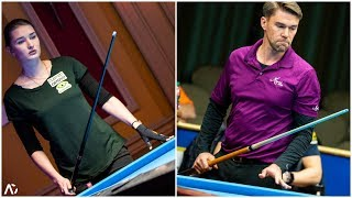 2019 Derby City Classic 9 BALL│Veronika Ivanovskaia vs Corey Deuel