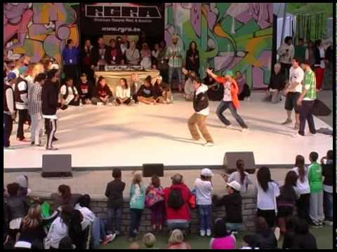 RGRA 040 Street Dance Battle - Semifinal (Team Hip Drop vs Complete)
