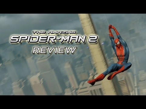 The Amazing Spider-Man 2 - Review