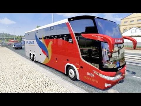 ETS2 Bus Edition mod +Download Euro Truck Simulator 2 (+Romanian map Bucuresti-Brasov)