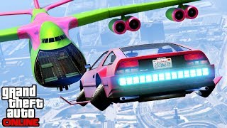 GTA 5: Online - Doomsday Heist Adventures & Missions (Funny Moments & Fails)