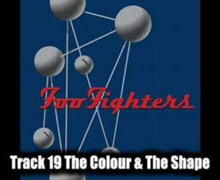 Foo Fighters The Colour &amp; The Shape