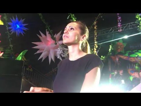 Deborah De Luca closing set @ EL FOGUERO - Mallorca 24.03.2016