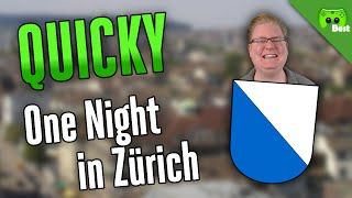 ONE NIGHT IN ZÜRICH 🎮 Quicky #142 | Best of PietSmiet