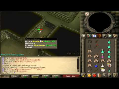 RS07 Livestream - Solo DKs - Buying Uncuts - Barrows - Born For PvM