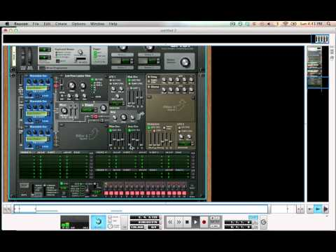 Plucky Progressive Synth | Basic Sound Design | J.A.M. House Tutorials