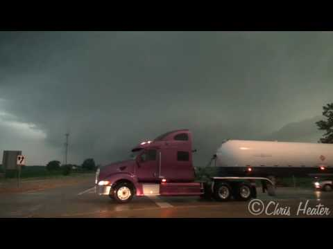 June 22nd Troy Grove, IL Lightning Barrage & Tornado