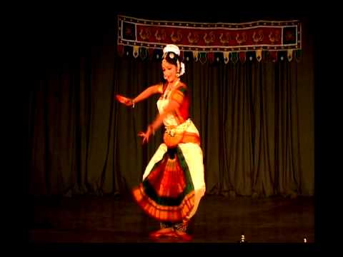 Padavarnam - Nivedha Ramalingam video