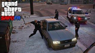 GTA SAPDFR - DOJ 100 - Illegal Traffic Stop (Criminal)