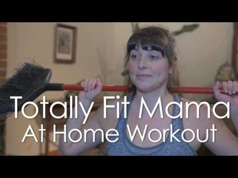 Totally Fit Mama Fitness app screenshot for Android
