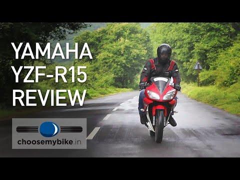 Yamaha YZF-R15 Version 2.0 - ChooseMyBike.in Review