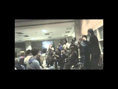 San Diego Mesa College World Music Ensemble, 4/2014