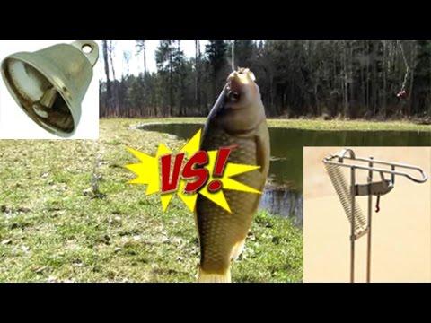 автоматический подсекатель для рыбалки