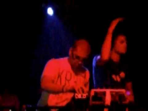 The Martinez Brothers @ Le Poisson Rouge #1 05 31 09