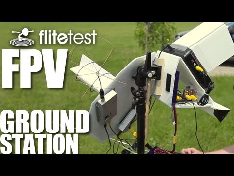 Flite Test - FPV Ground Station - REVIEW