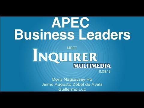 Meet Inquirer Multimedia #APECPH2015  (Full Video)