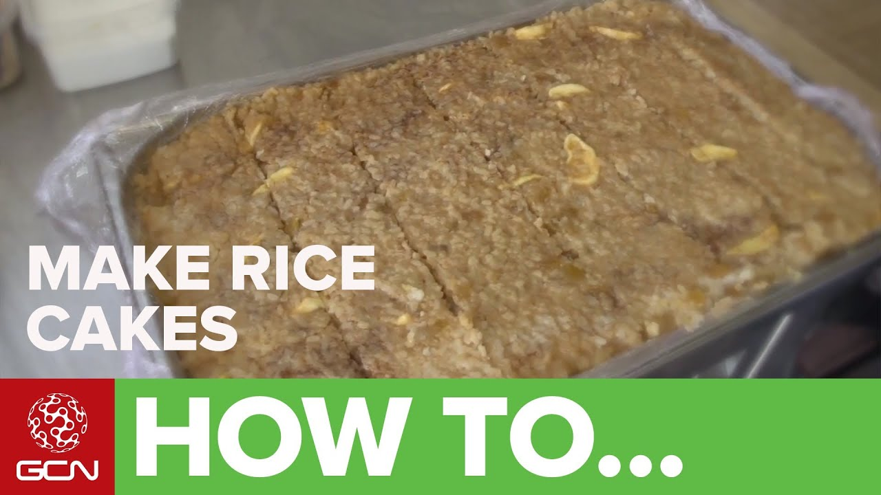 How Do I Make Rice Cakes