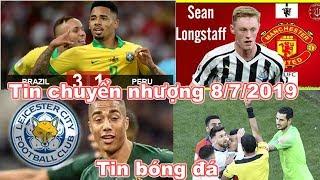 Tin chuyển nhượng-Tin bóng đá ngày 8/7/2019: Brazil 3-1 Peru: Brazil vô địch Copa America 2019