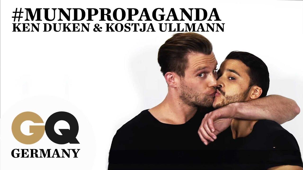 #Mundpropaganda: Ken Duken und Kostja Ullmann im Interview