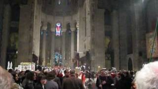 Rededicated Cathedral of St. John The Divine, NYC - Part 2