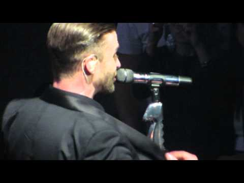 Suit And Tie - Justin Timberlake Live At Rexall Place video