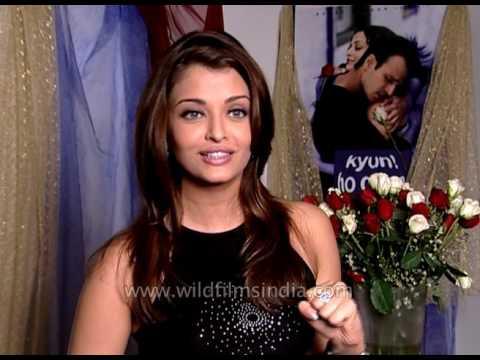 Aishwarya Rai 's favourite song from film 'Kyun! ho gaya na...'