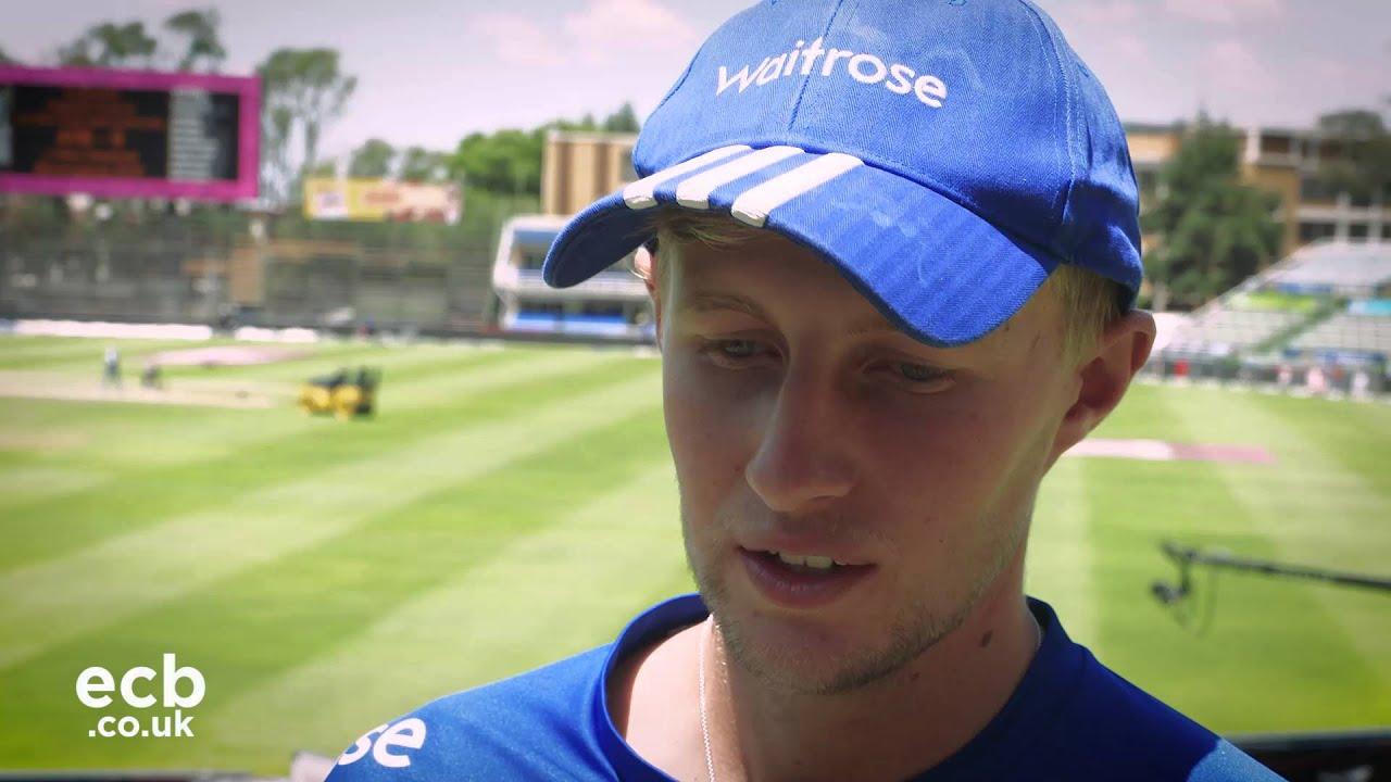 Joe Root previews fourth ODI at Wanderers