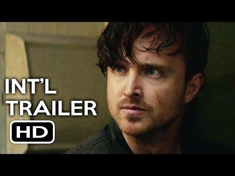 Triple 9 Official International Trailer #1 (2016) Aaron Paul, Norman Reedus Crime Movie HD