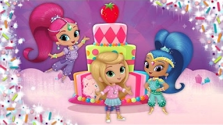 Shimmer and Shine the Sweetest Thing English 2016 I Shimmer and Shine Coloring Game