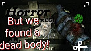 Horror (rec) but we found a dead body! Horror (rec) gameplay (i tried diffrent editing)