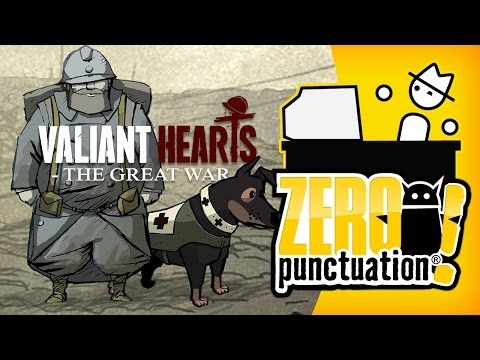 Enemy Front & Valiant Hearts: The Great War (Zero Punctuation)
