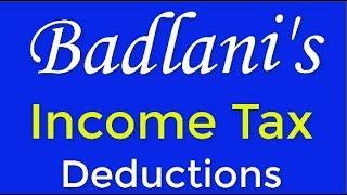 Income Tax : Deductions : Sec 80JJAA