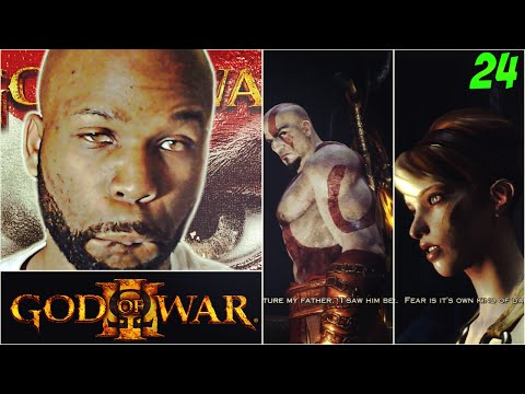 God Of War 3 Gameplay Walkthrough Part 24 - The Labyrinth Continued video