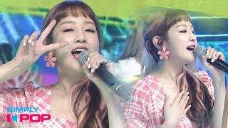 [Simply K-Pop] Park Boram(박보람) _ Do as i like(싶으니까) _ Ep.375 _ 081619