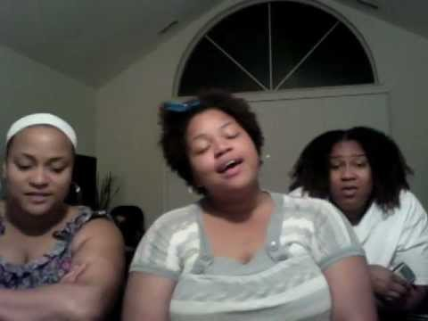The Birchett Sisters sing: The National Anthem