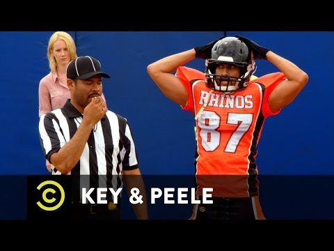 Key & Peele: McCringleberry's Excessive Celebration