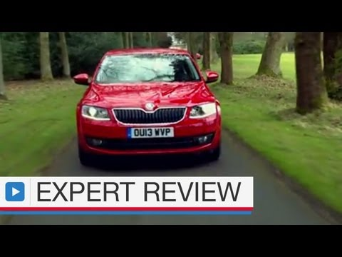 Skoda Octavia Hatchback car review
