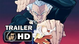 ONE-PUNCH MAN Season 2 Official Teaser Trailer (HD) Anime Series