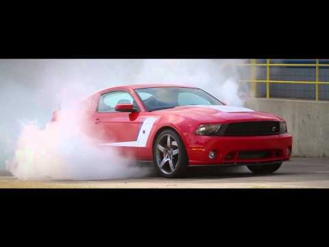 2012 ROUSH Stage 3 Mustang in,