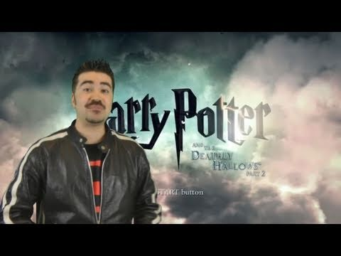 Harry Potter and the Deathly Hallows Part 2 Game Review - Angry Joe