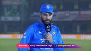 Yuvi ODI best 150 and Funny interview with Sehwag
