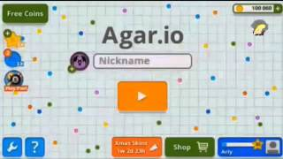 100,000 COINS HACKED IN AGAR.IO + SPENDING - MARCH 2016