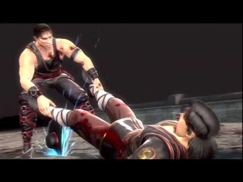 Mortal Kombat 9 - All Character (Secret) Fatalities + Alternate...