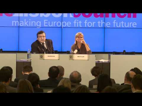 Barroso confident Greece can reform its economy, like Germany did