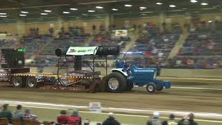 Jason Forrester driving Papa Smurf @ Keystone Nationals 2018