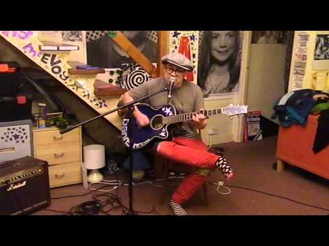 Netherlands Eurovision 2015 - Trijntje Oosterhuis - Walk Along - Acoustic Cover - Danny McEvoy