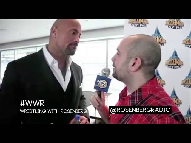 Was Wrestlemania 29 The Rock&#039;s Last? - Wrestling With Rosenberg Exclusive!