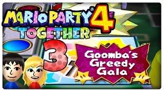 Download Lagu MARIO PARTY 4 TOGETHER Part 3: Mario ist ein zu krasser Lucker! Gratis STAFABAND