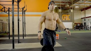 "Mitch Wagner does ""Fran"" in 1:54 