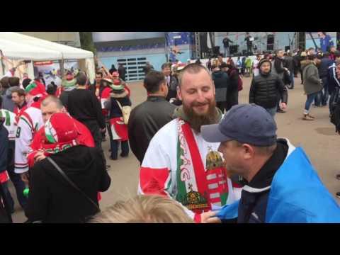 IIHF Ice hockey WORLD championship 2017. Ukraine - Hungary 3-5. 22.04.2017